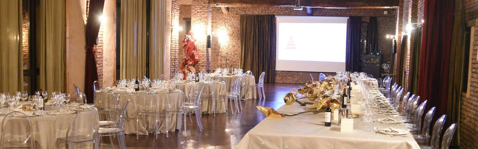 Natale al Relais Convento: l'atmosfera raffinata per una cena aziendale indimenticabile